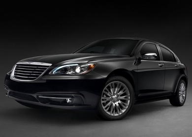 Обзор Chrysler 200 2012