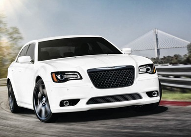 Обзор Chrysler 300 2012